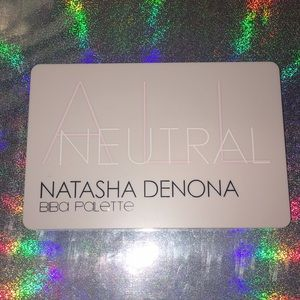 Natasha Denona BIBA Eyeshadow Palette BNIB!!